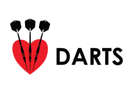 romance strategies: love darts in a heart