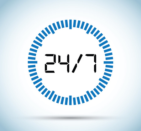 24 7: 24 7 timer