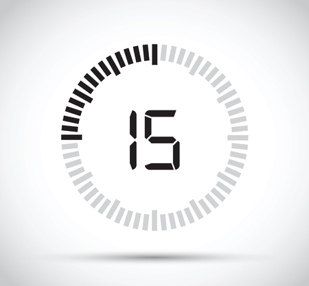15 secondes timer