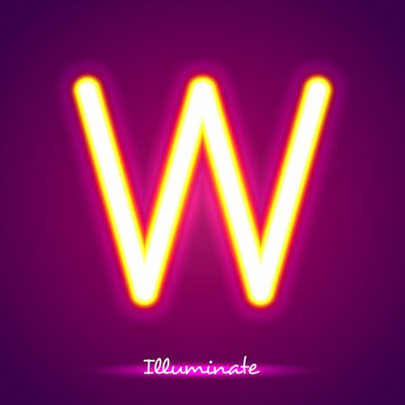 illumination: letter illumination