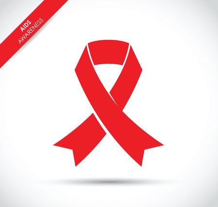 hiv awareness: aids awareness Illustration