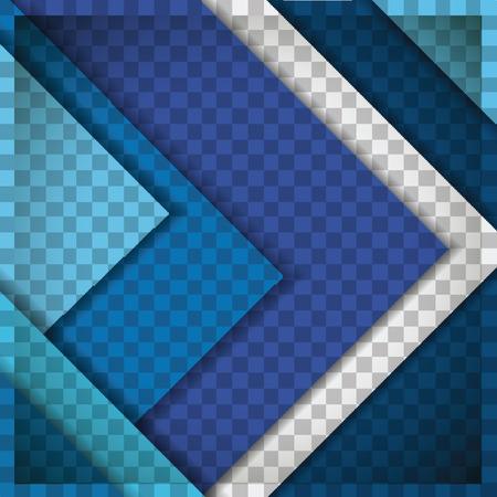 tactile: material design blue
