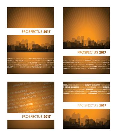 prospectus 2017 orange group Illustration