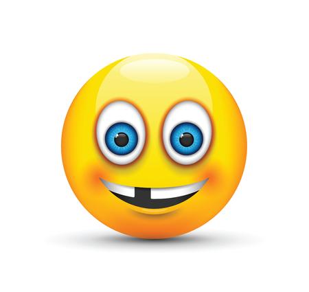 joking: toothless emoji
