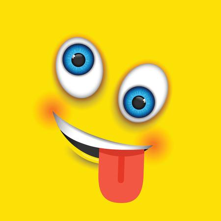 loopy: crazy emoji