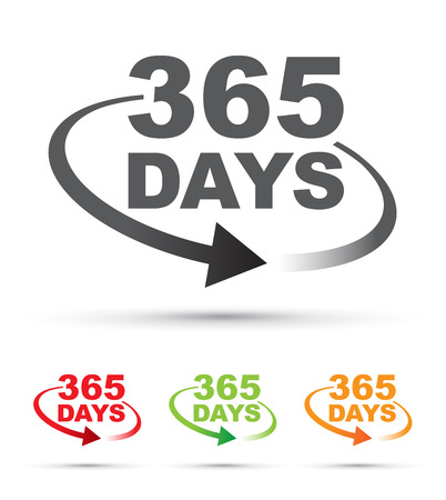 the turn of the year: 365 days a year around the clock