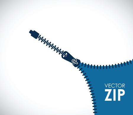 zip background Illusztráció