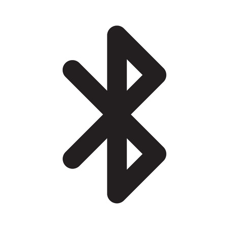 bluetooth icon Ilustrace