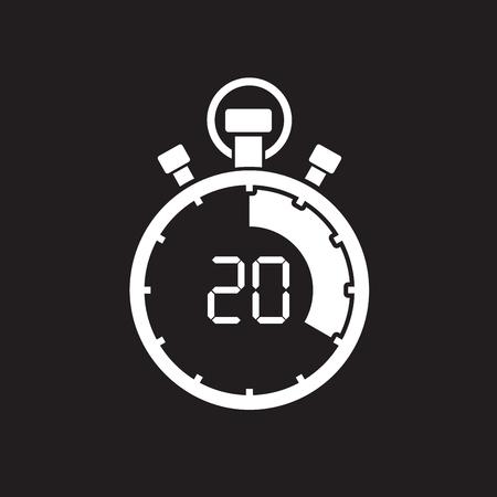 20: stopwatch twenty minute