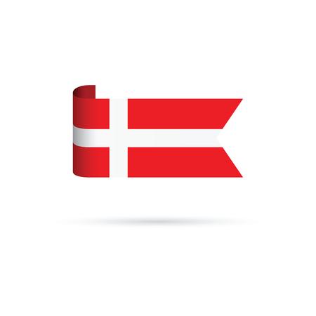country: denmark flag