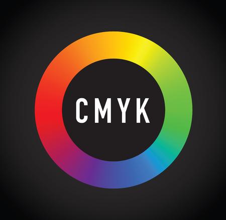 selector: Cmyk ink selector
