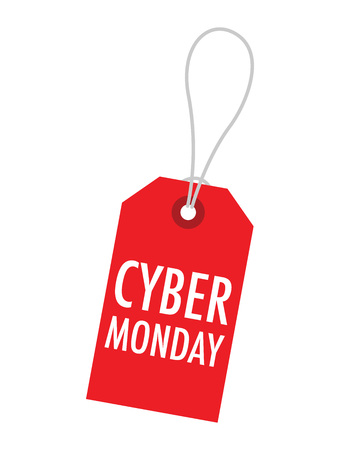 cyber monday tag