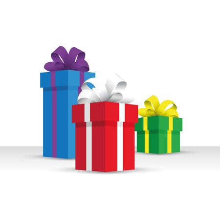 Set of presents.
