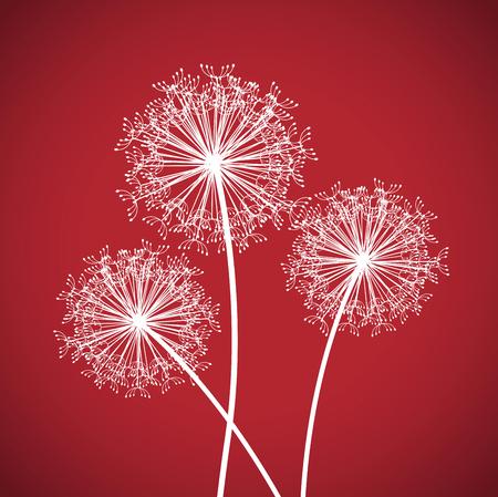 a dandelion set