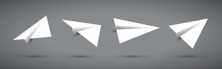 paper aeroplane set