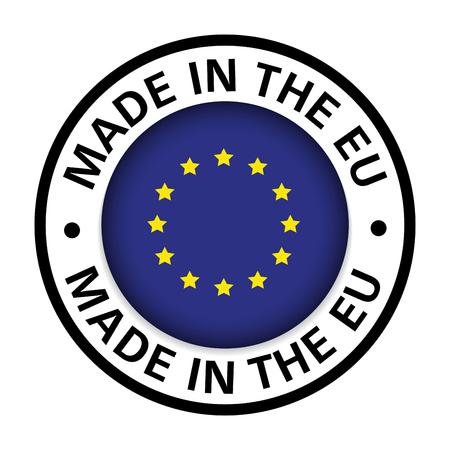 made in European Union flag icon