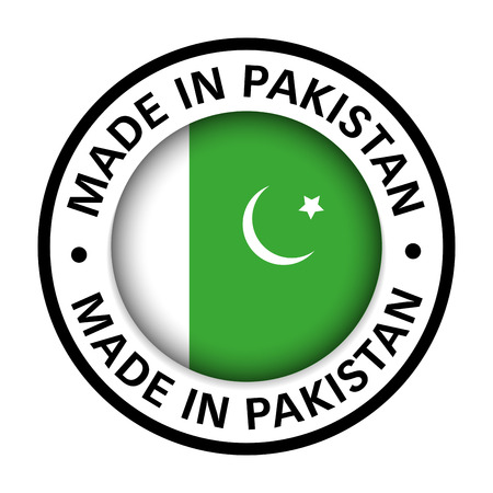 made in pakistan flag icon