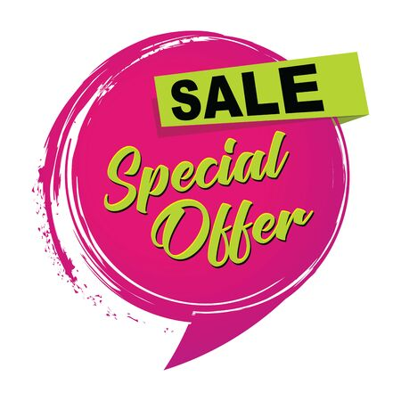 A special offer sale icon