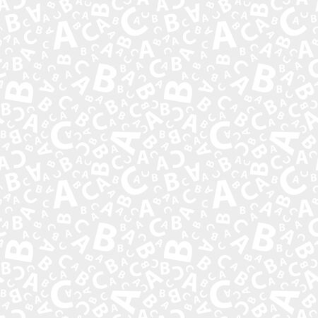 Black 123 number background seamless Illustration