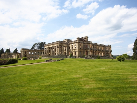 witley court stately home worcestershire england uk
