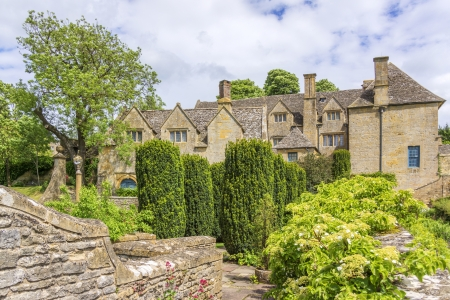 snowshill manor stately home in the cotswolds, gloucestershire