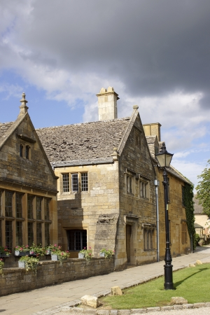 broadway village in the cotswolds photo