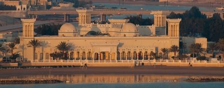 diplomatic: Diplomatic Club, Doha Qatar Editorial