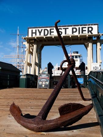 hyde: Hyde St Pier, San Francisco