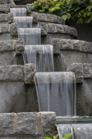 Garden Waterfall photo