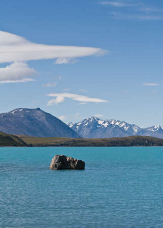 Lake Tekapo, South Island, New Zealand Stock Photo - 12852515