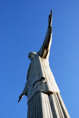 redemption of the world: Christ the Redeemer (Cristo Redentor), Rio de Janeiro Editorial