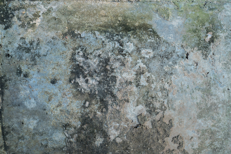 Coarse gray plaster and stain. Reklamní fotografie