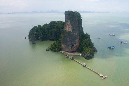 james: James Bond Island, Phang Nga