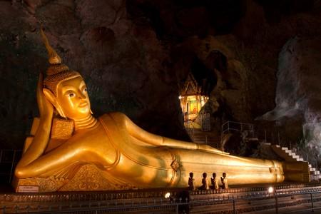 budda: The Reclining Budda of South Thailand