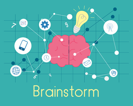 Flat BrainstormFlat Brain Digital link line network