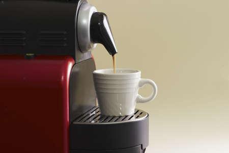 capucinno: coffee making