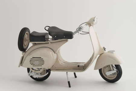 scooter clasic photo