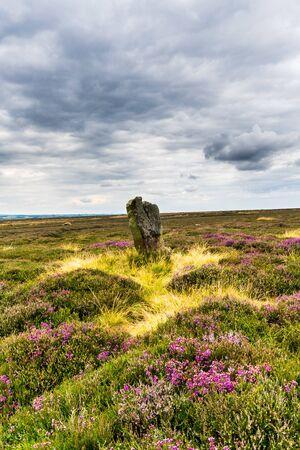 High Bridestones. North York Moors