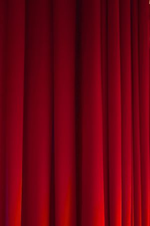 burlesque: Stage curtain