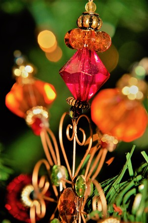 Ornaments for Christmas 写真素材