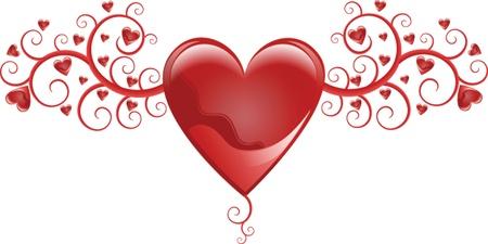 HEART Stock Vector - 15773869