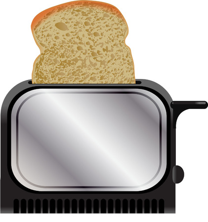 TOASTER Stock Vector - 26532711