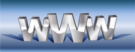 WORLD WIDE WEB Illustration
