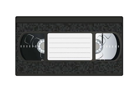 vcr: VIDEO TAPE
