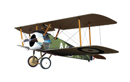 SOPWITH CAMEL Illustration