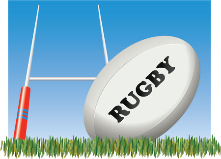 goal post: RUGBY