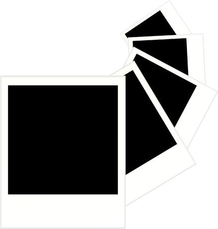 polaroid: polaroid image vide