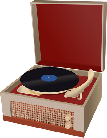 musically: RECORD PLAYER
