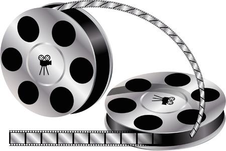 FILM REELS Vector