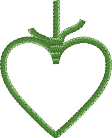 love noose Vector